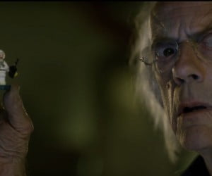 Christopher Lloyd for Lego Dimensions