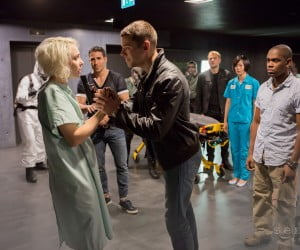 Tuppence?Middleton and?Brian?J.?Smith in Sense8