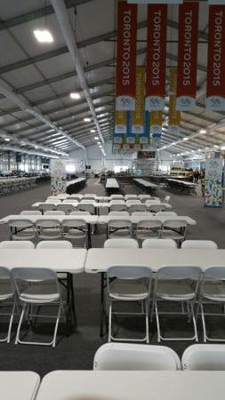 Main Dining Hall - Pan Am
