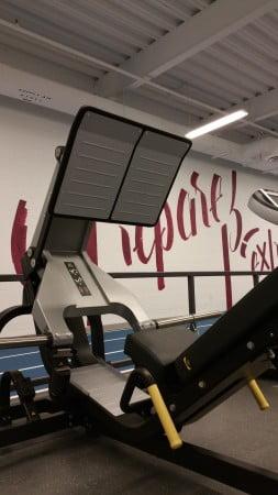 Fitness centre - Pan Am