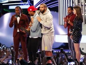Tyrone Edwards, P. Reign & Drake