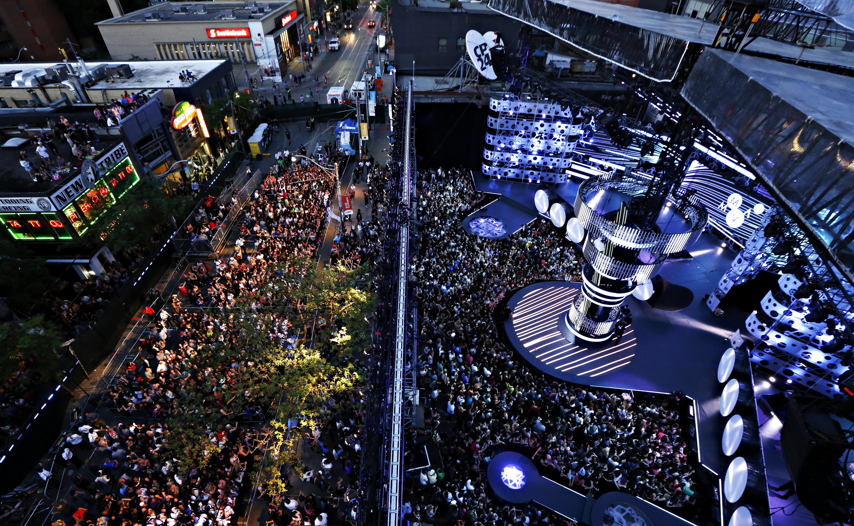 2015 MMVA Stage
