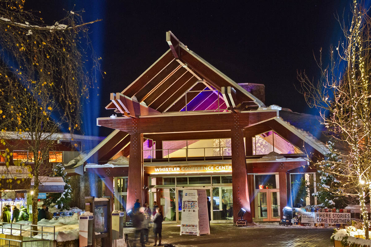 Whistler Film Festival - Conference Center