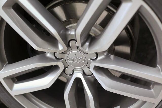 Audi SQ5 - Rims