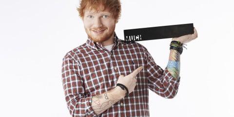 MMVA 15 co-host Ed Sheeran