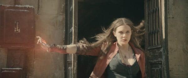 Marvel's Avengers: Age Of Ultron..Scarlet Witch/Wanda Maximoff (Elizabeth Olsen)..Ph: Film Frame..?Marvel 2015