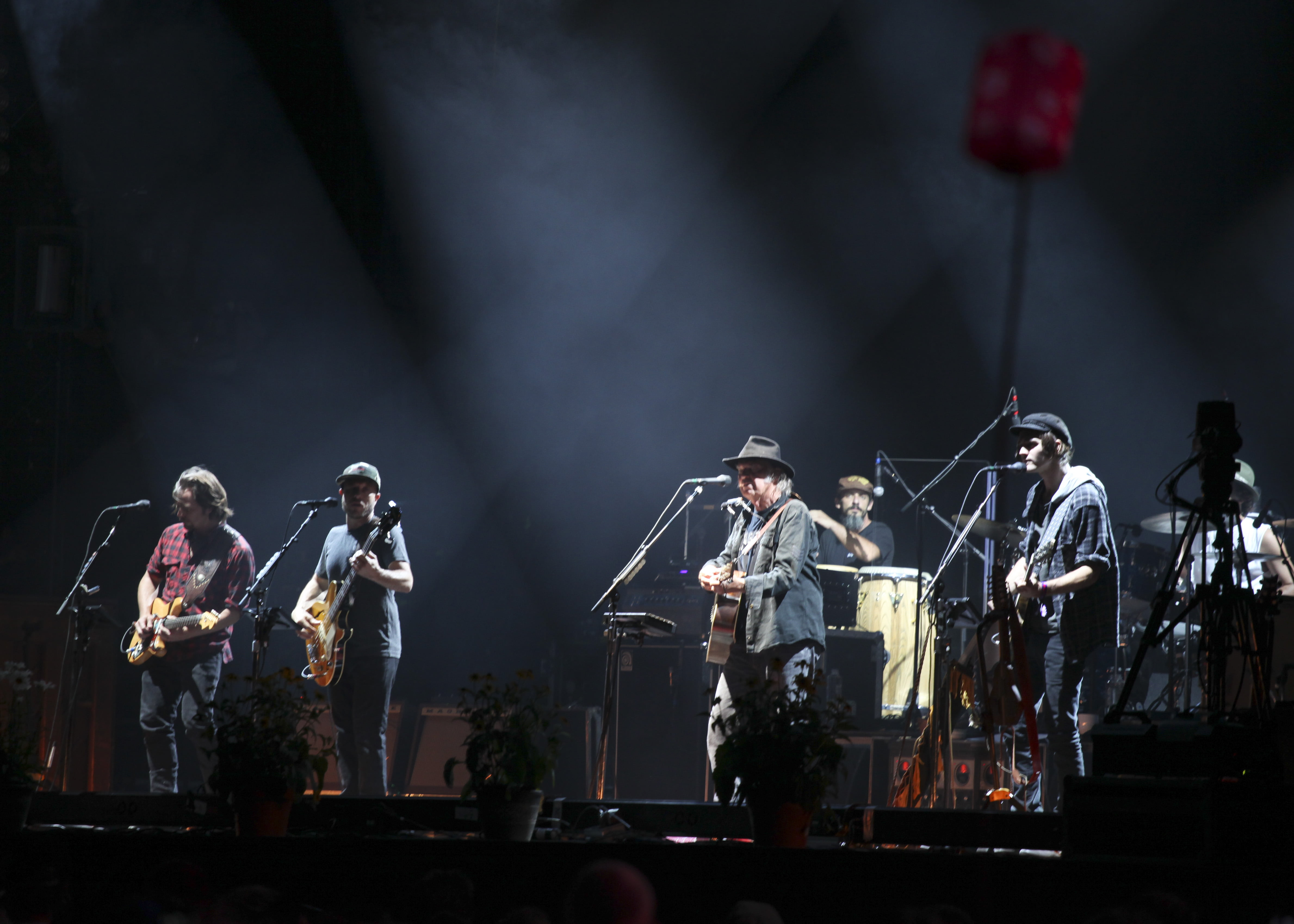 Neil Young and Promise of the Real