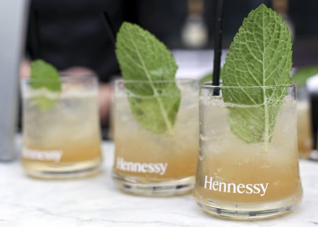 Hennessy Timeless cocktail