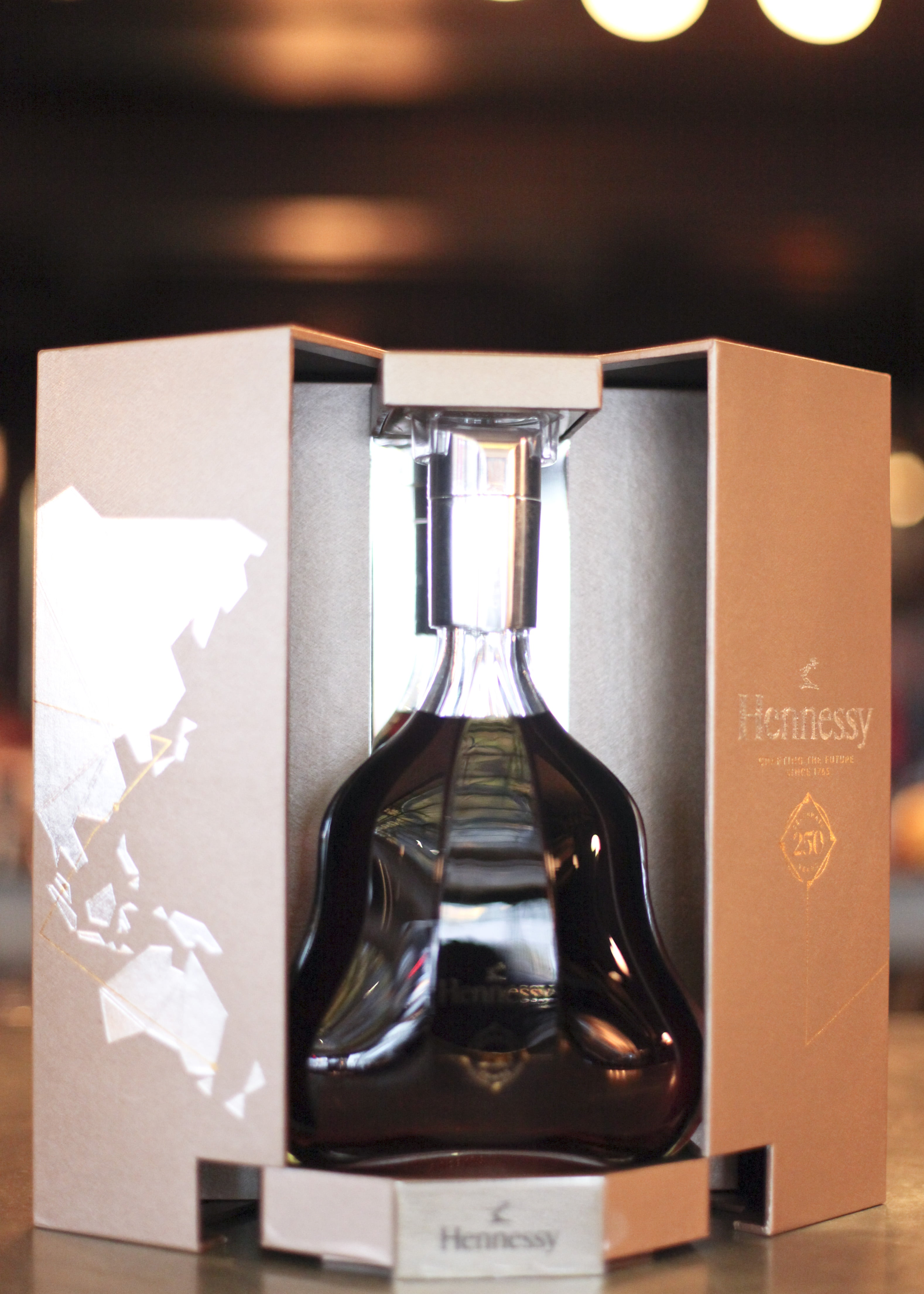 Hennessy 250 Limited Edition Collector Blend