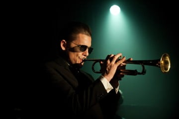 Ethan Hawke as Chet Baker in Born to Be Blue