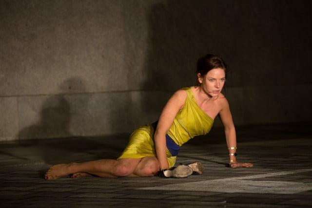 Rebecca Ferguson as Ilsa