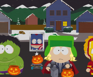 South Park Halloween