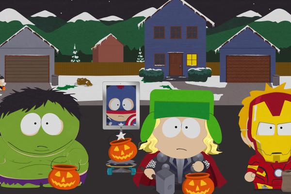 South Park Halloween