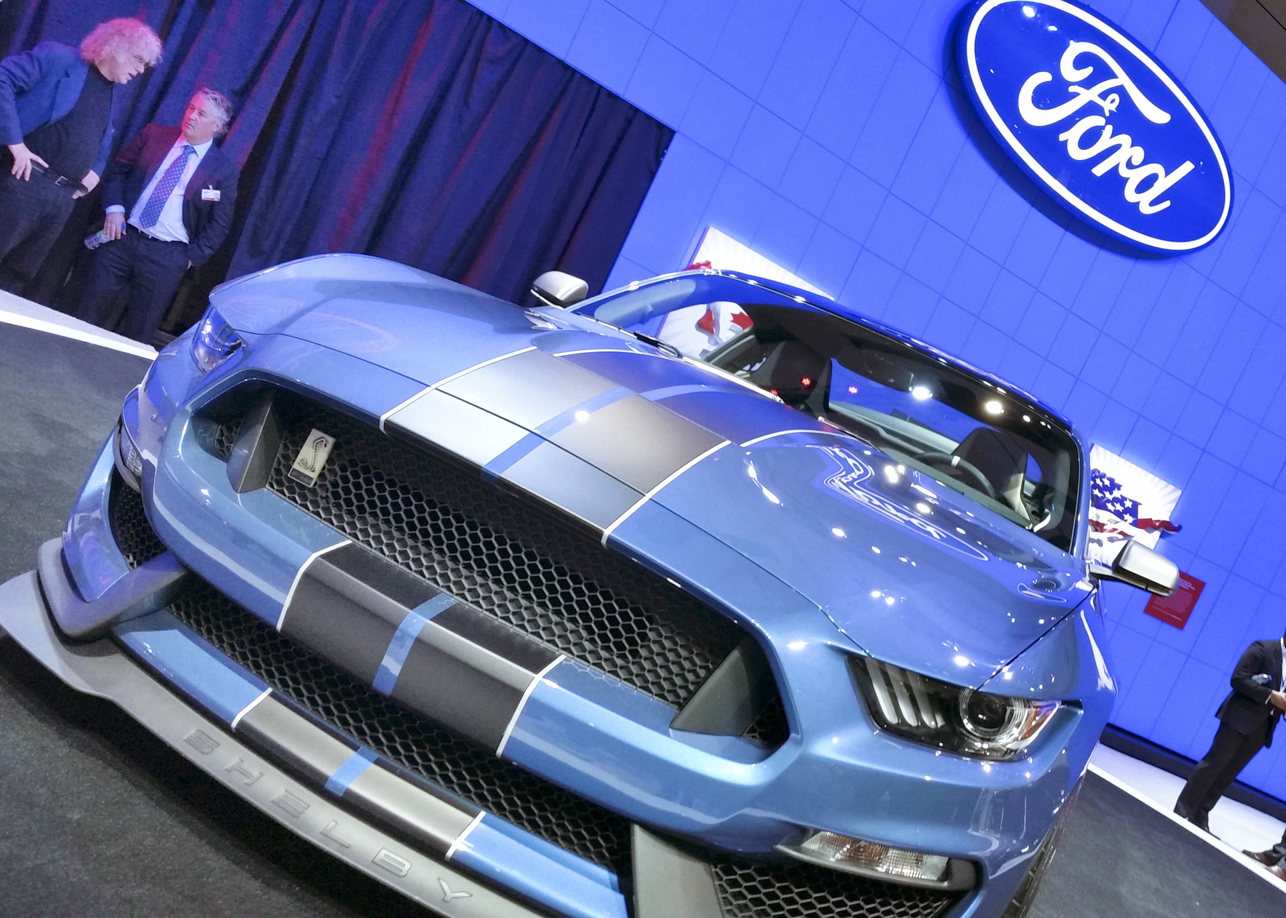 Ford at the Canadian International Auto Show
