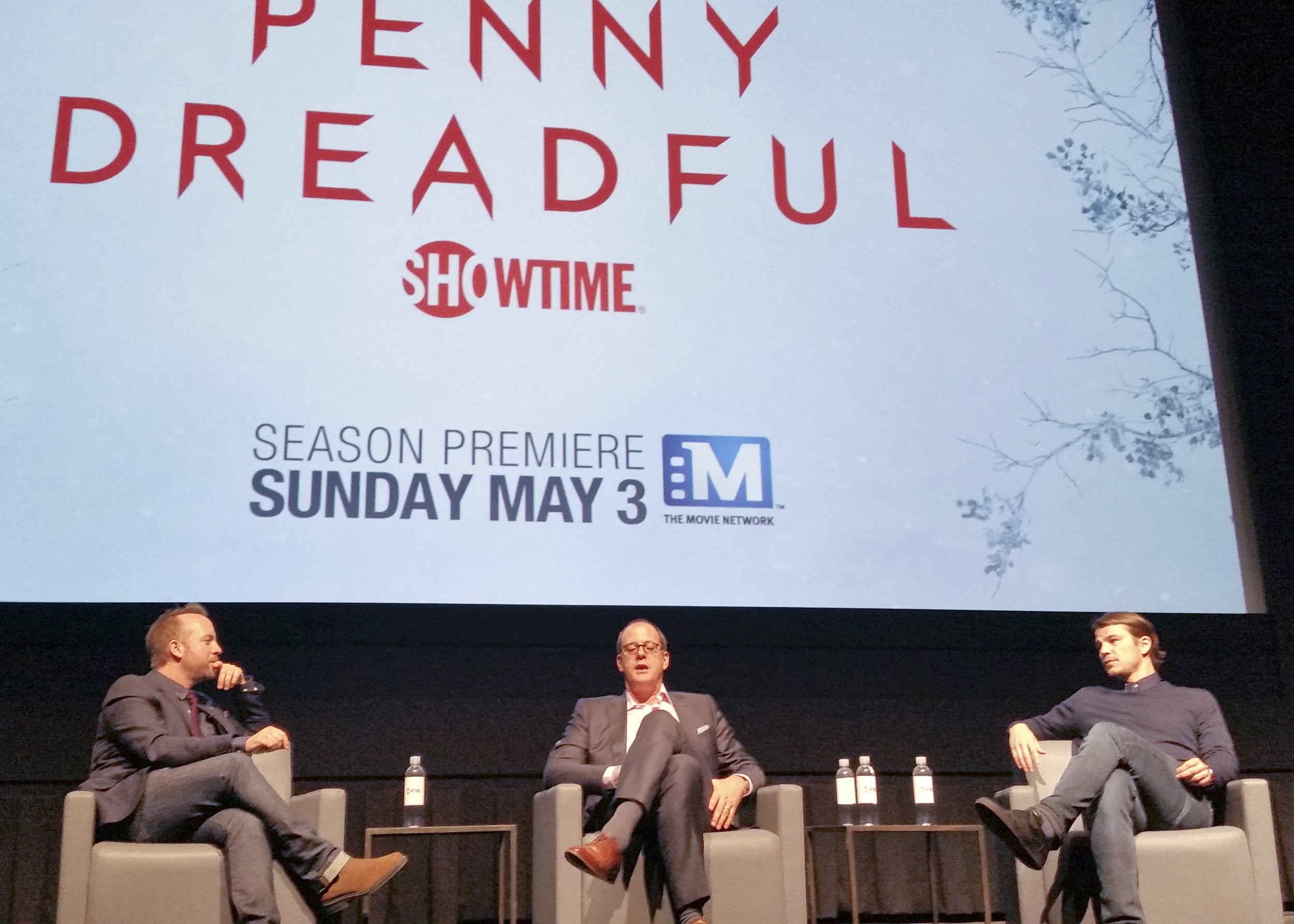 Penny Dreadful season 2 Q&A with Josh Hartnett