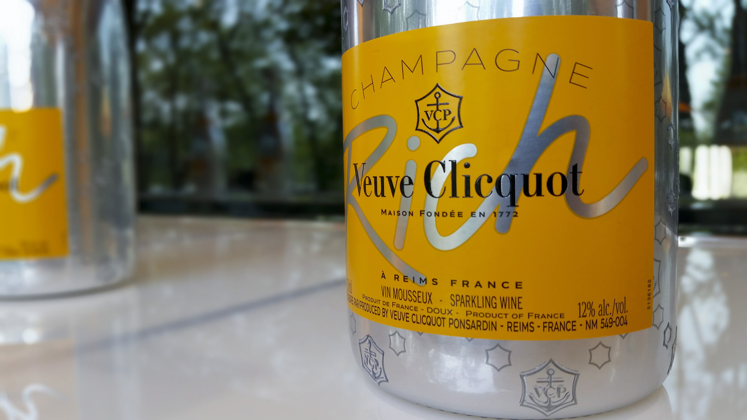 Veuve Clickquot launch party