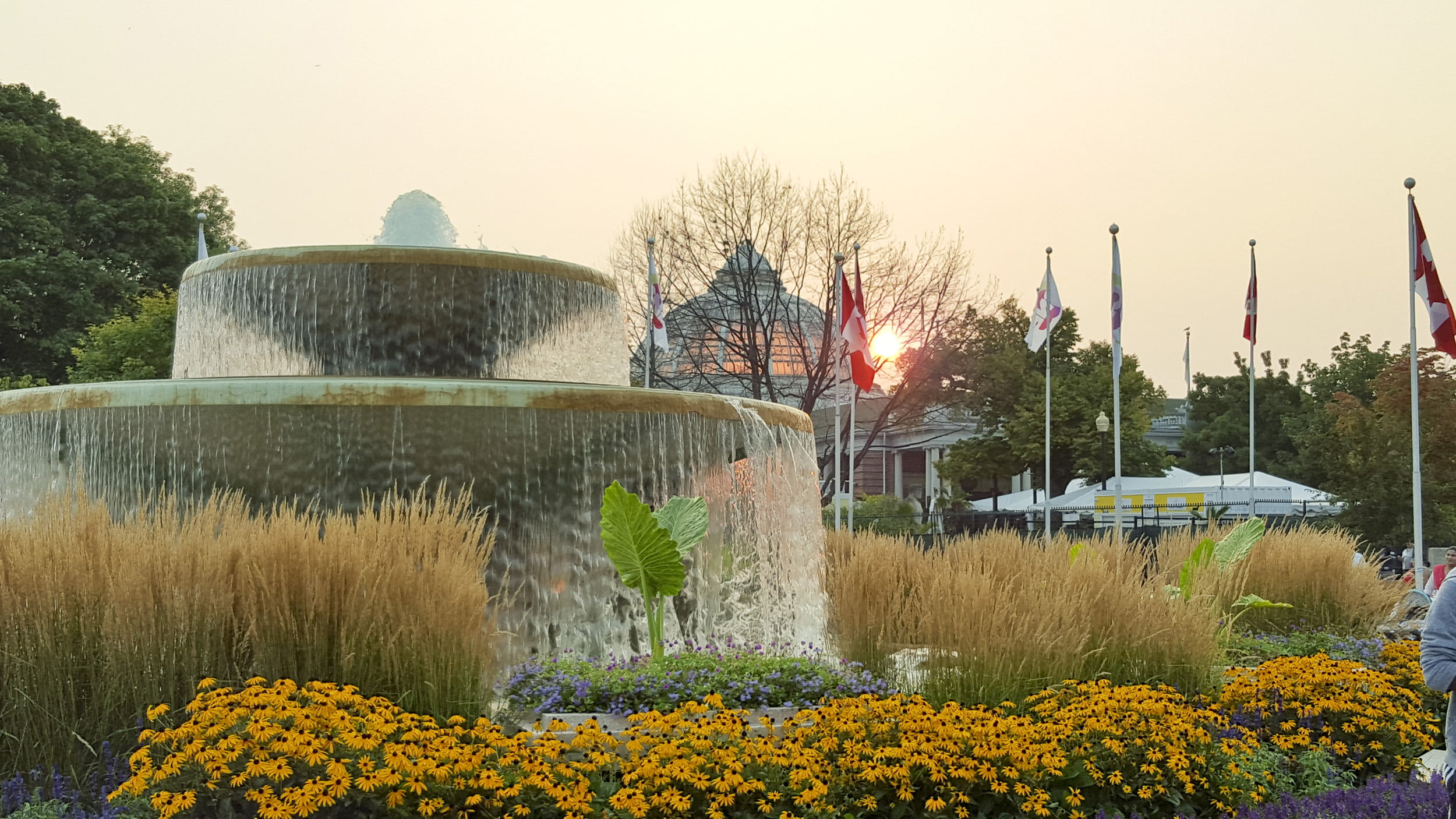 Canadian National Exhibition grounds