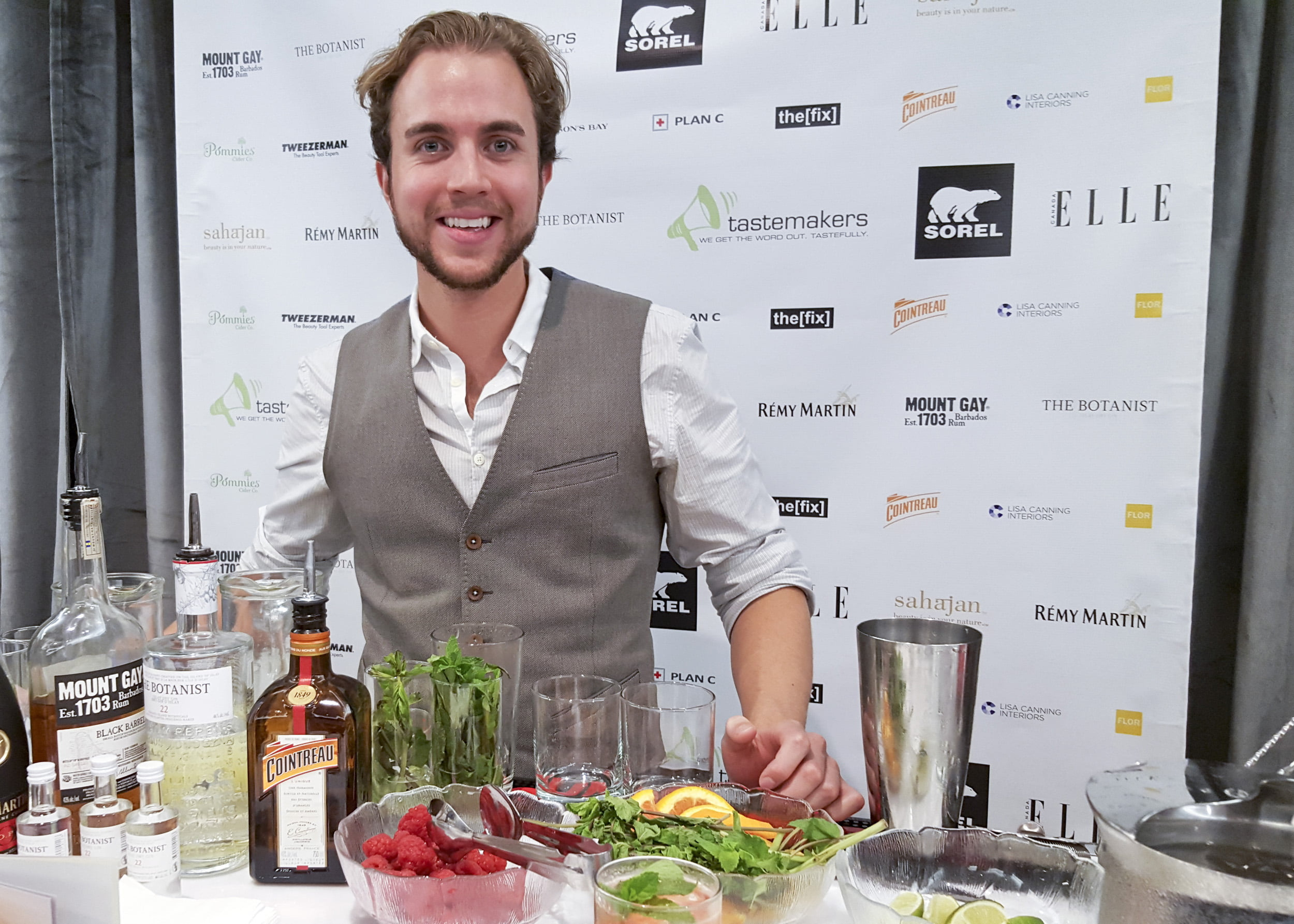 Tastemakers Lounge at TIFF 2015