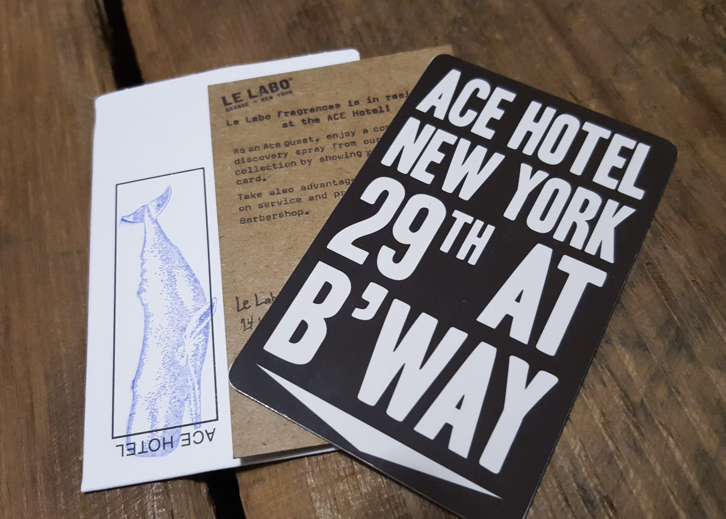 Ace Hotel in NYC