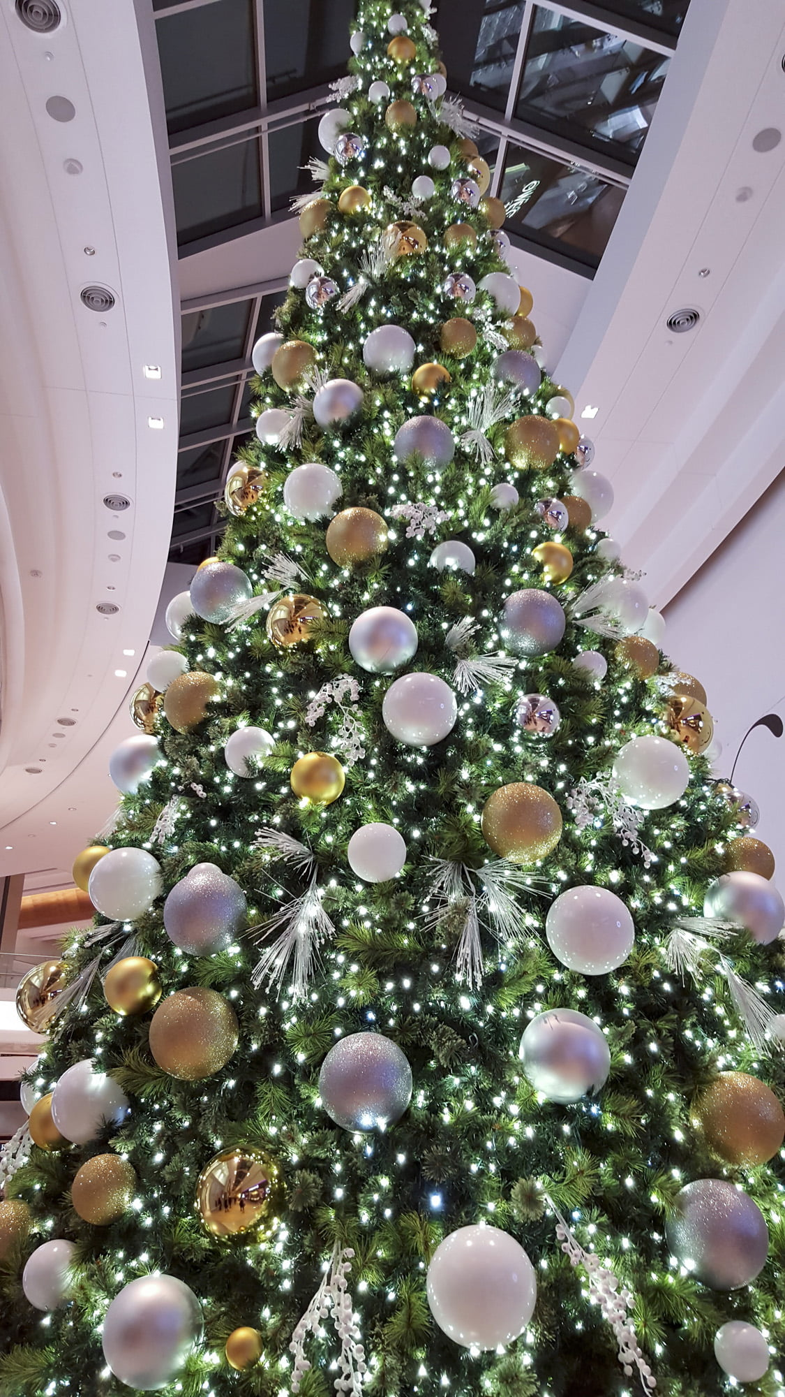 Sherway Gardens Christmas tree