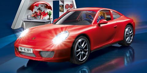 Playmobil Porsche 911 Carrera S