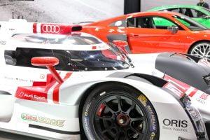 Audi Sport R18 E-Tron Quattro