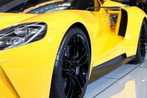 Ford GT details