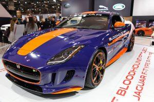 Jaguar Bloodhound SSC