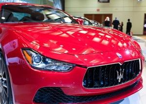 Maserati Ghibli S Q4 All Wheel Drive