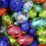 Donini Chocolate Easter eggs