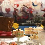 The Mad Hatter's Hat cake