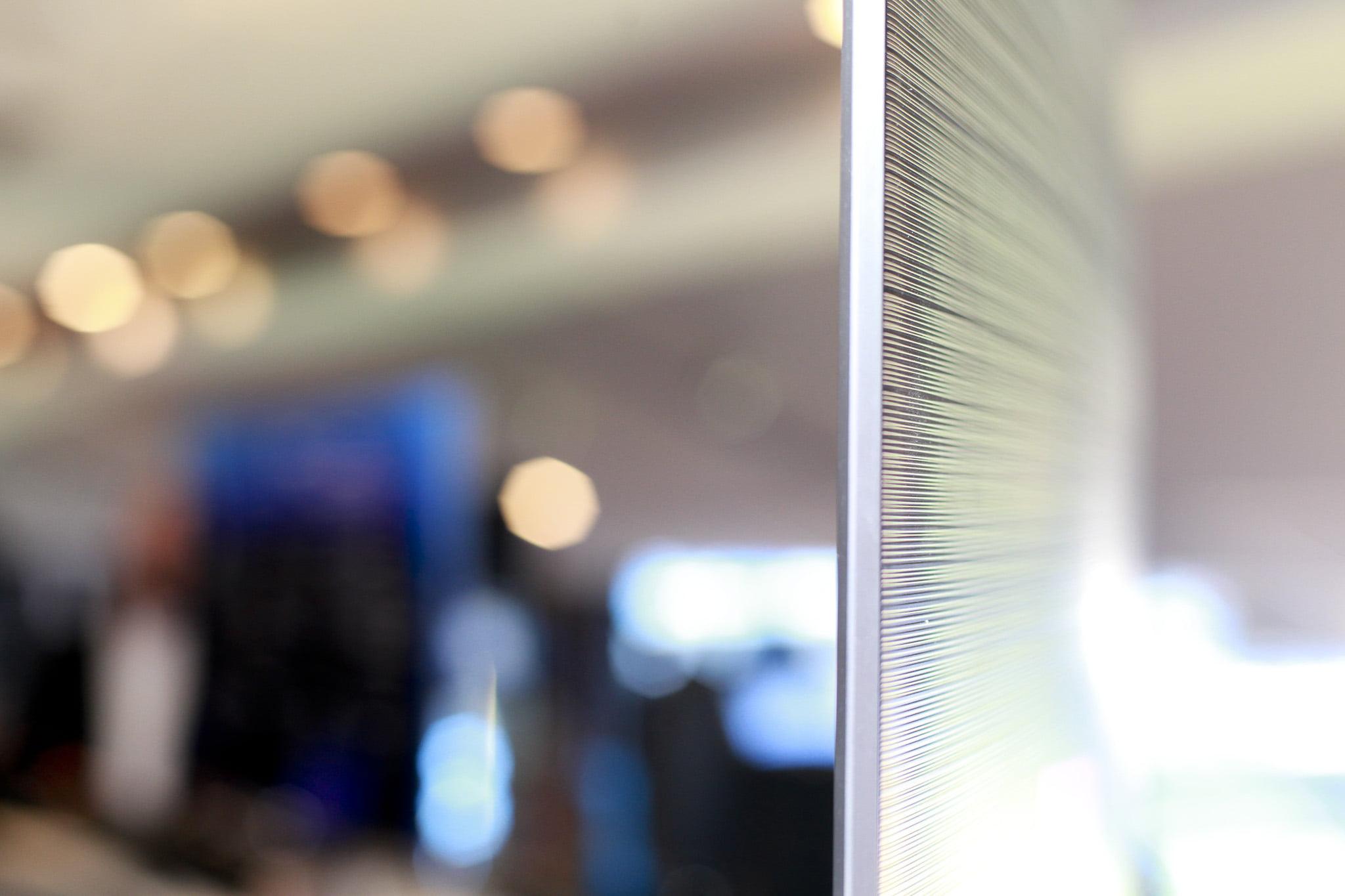 Samsung SUHD TV edge