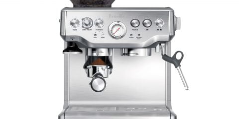 Giveaway: Breville Barista Express espresso machine The GATE