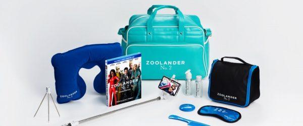 Zoolander 2 Male Model kit