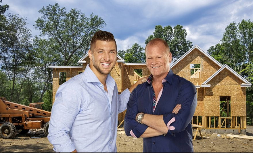 Home Free with Tim Tebow and Mike Holmes