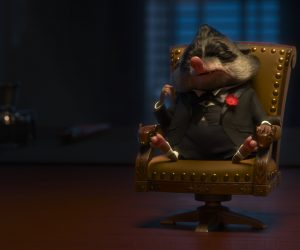Mr. Big from Zootopia