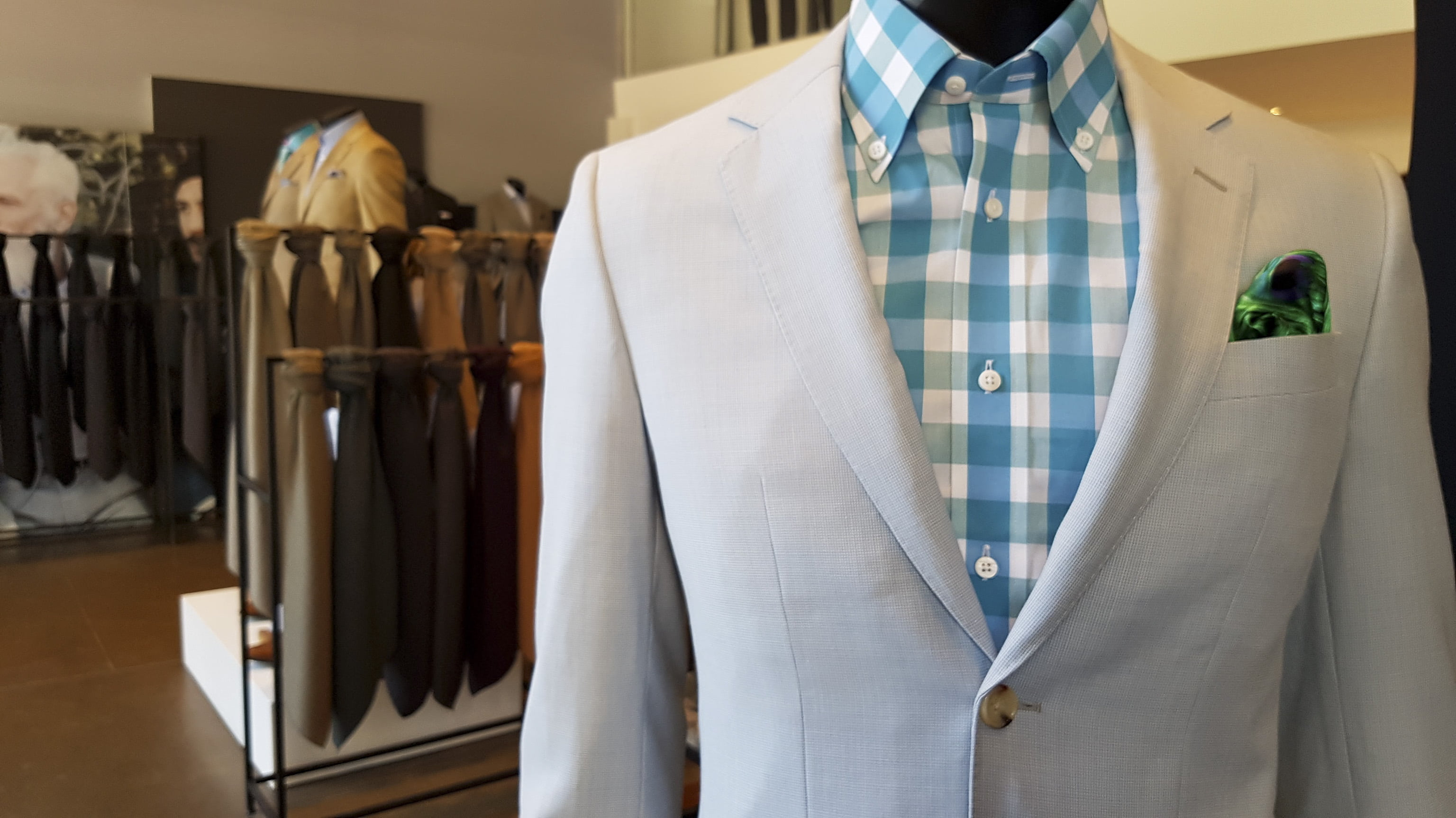 Indochino Suit Fitting