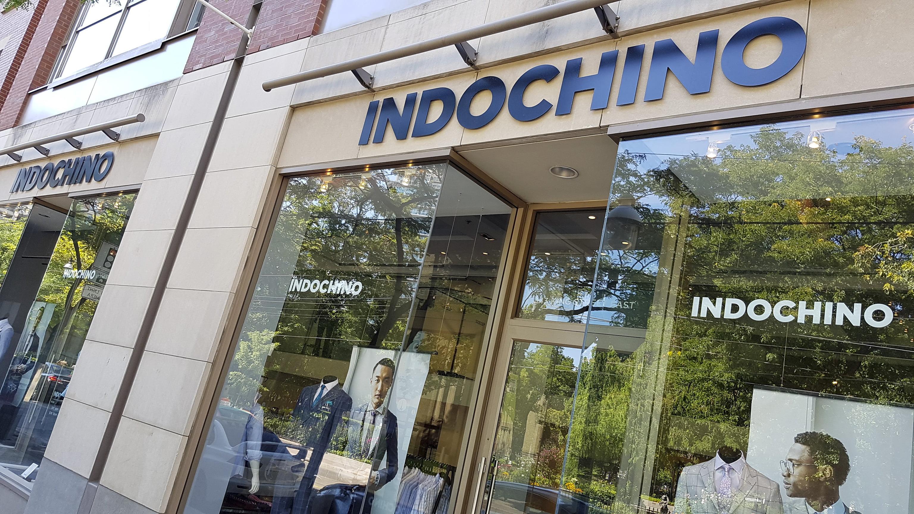 Indochino Showroom on King Street East