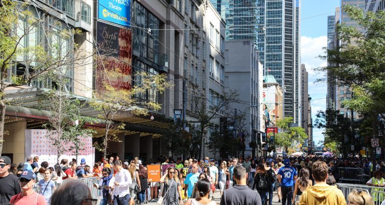 TIFF's Festival Street: TIFF Ticket Packages