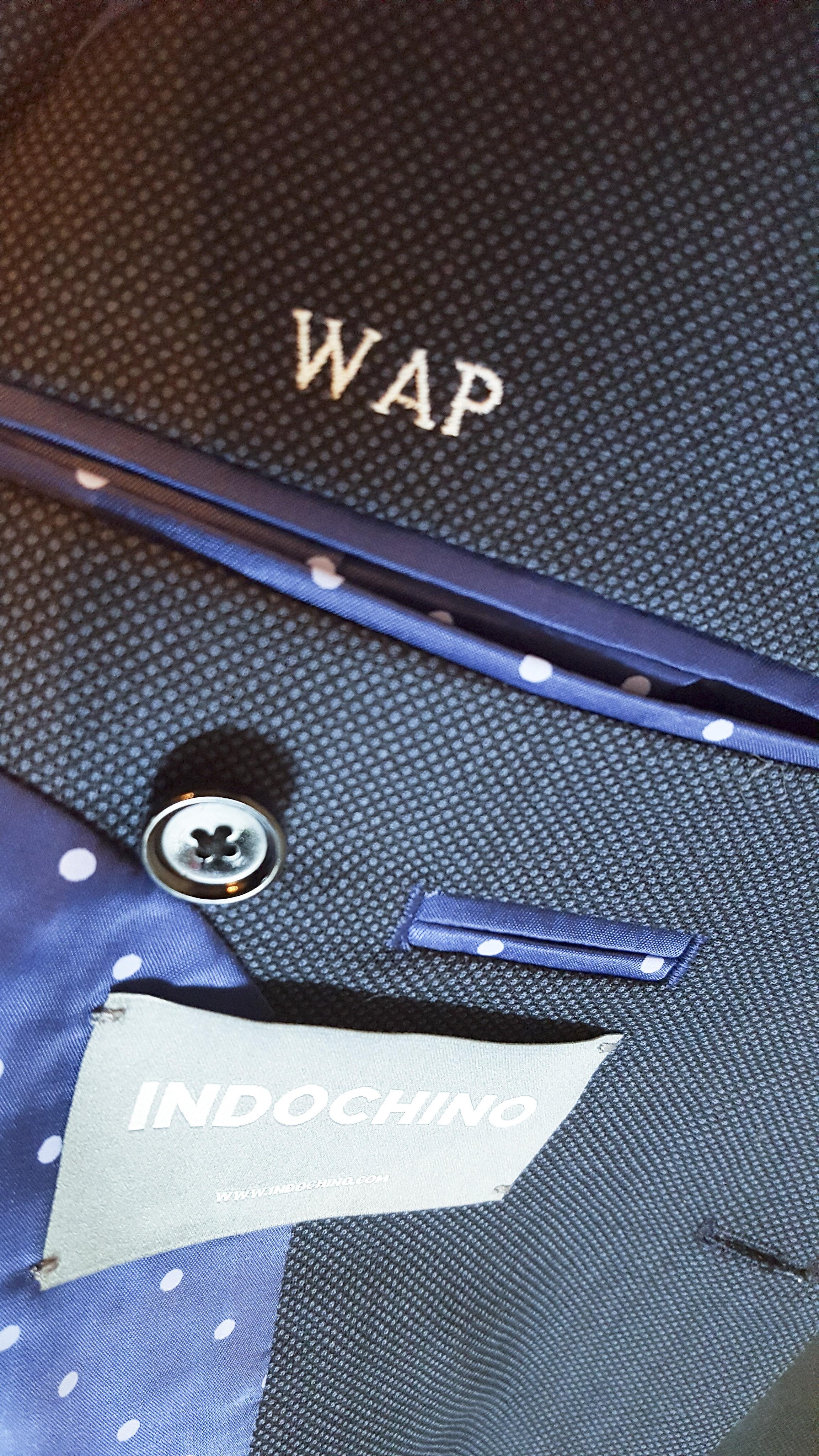 Indochino suit