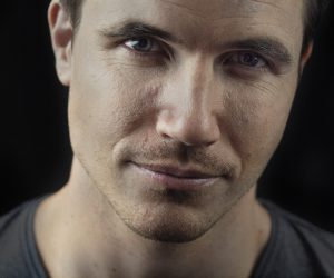 Robbie Amell for ARQ