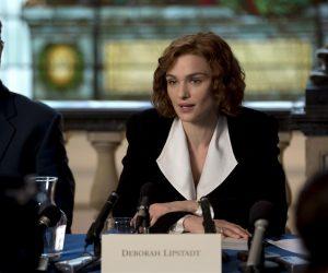 Denial starring Rachel Weisz