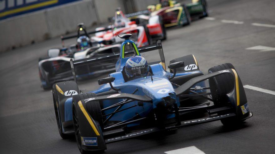 FIA Formula E HKT Hong Kong