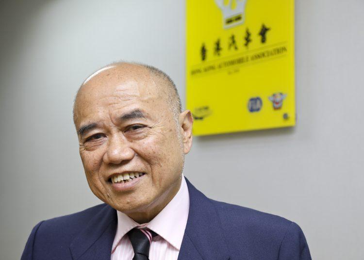 Lawrence Yu Kam-Kee