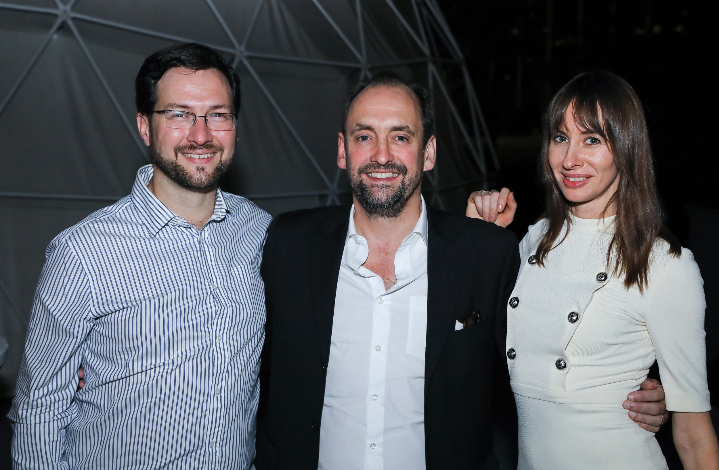 W. Andrew Powell, Nathan Crowley, and Kathia Cambron