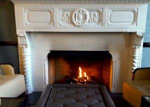 Circa 27 fireplace