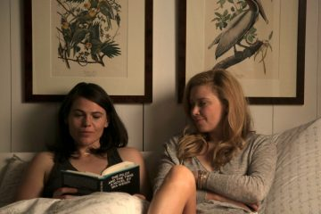 Clea Duvall and Natasha Lyonne in The Intervention