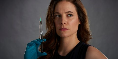 Caroline Dhavernas - Mary Kills People