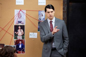 Nicholas D'Agosto in Trial & Error