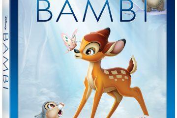 Bambi Signature Collection Blu-ray Combo